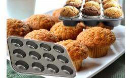 Plech na pečenie muffinov