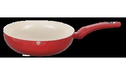 Keramický wok 28x8cm Cookwell Line