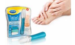 Scholl Velvet Smooth Elektrický pilník na nechty
