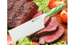 Sekací nôž s nepriľnavým povrchom
