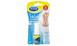 Olej na nechty Scholl Velvet Smooth
