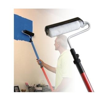 Paint Roller Go maliarsky valček s pumpou a nasávacím nádstavcom na farbu