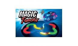 Svietiaca autodráha Magic Tracks