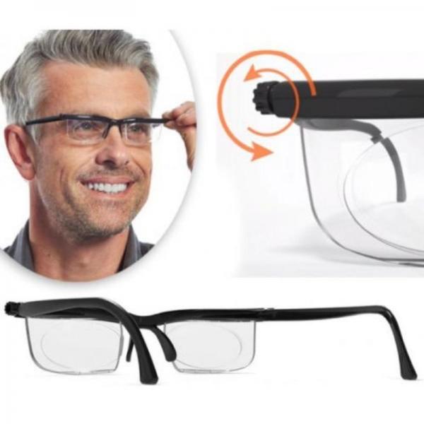Okuliare Dial Vision Zoom - Internetový obchod s TV produktami ... f915ad7d46e