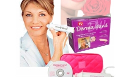 DermaWand - revolučný prístroj na omladenie pleti