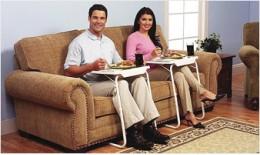 Table Mate rozkladací viacúčelový stolík