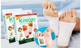Kinoki detoxikačné náplaste