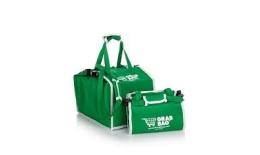 Nepostrádateľná viacúčelová nákupná taška GRAB BAG