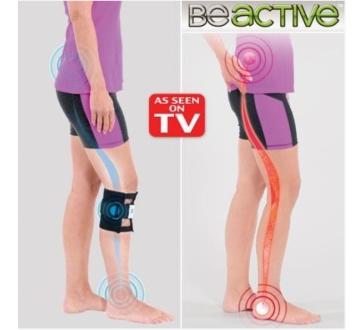 Be active - akupresúrny systém na zmiernenie bolesti chrbta a svalov