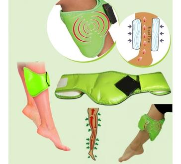 Masážny prístroj na nohy a plecia, vibračný - EZ Massager