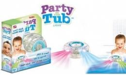 Party in the tub - Plávajúci svetelný disk