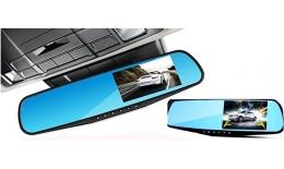 Auto kamera v spätnom zrkadle v HD rozlíšení