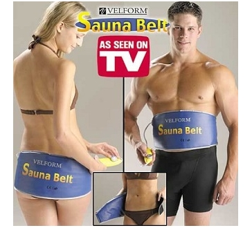 Saunovací opasok Sauna Fitness Belt