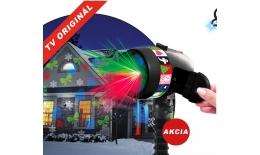 Svetelná laserová dekorácia Laser Slide Show