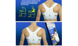 Pás na chrbát na lepšie držanie tela