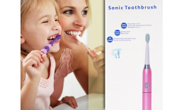Sonická zubná kefka 1 + 1 ZADARMO