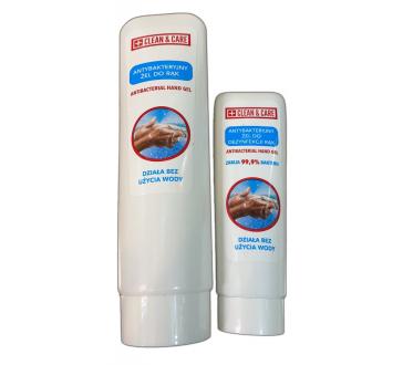 Antibakteriálny dezinfekčný gel na ruky CLEAN&CARE