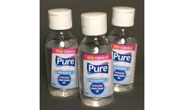 Dezinfekčný Antibakteriálny gél na ruky Pure, 100 ml
