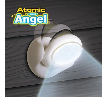 Bezdrôtové vonkajšie LED svetlo so snímačom pohybu